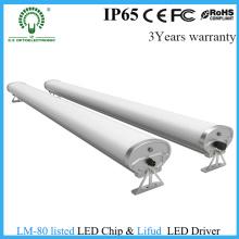 China Epistar Chip 0,6m impermeável 2FT / 4FT / 5FT LED Tri-prova de luz