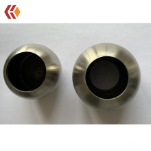 Low Carbon Steel Hollow Ball for Ball-joint Stanchions with Dia. 76*3mm | Steel Ball with Hole