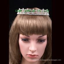 Настроить аксессуары для волос Tiaras rhinestone crown