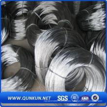 Alambre galvanizado de alta calidad 0.3mm De China