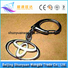 Good service High quality competitive price keychain chinese car key logo