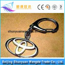 Bom serviço Chaveiro do preço do competidor da alta qualidade chave chinesa chave do carro