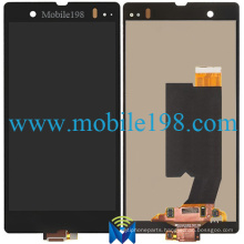 LCD Screen for Sony Xperia Z L36h Mobile Phone