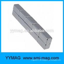Super starken dünnen ndfeb / neodymium Magnet Slice Bar