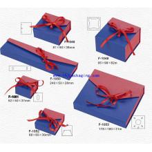Складная коробка подарка упаковывая коробка Cardboard складывая коробка ювелирных изделий