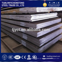 Placa de aço de grande resistência de ASTM A36 / A283-C / A51655,60,65 / A572 GR 50/60/70