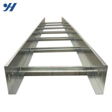 Wholesale Environment Friendly Galvanized Metal Sheet Cable Ladder For Tray