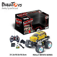 7 Functions rc acrobatics dancing car