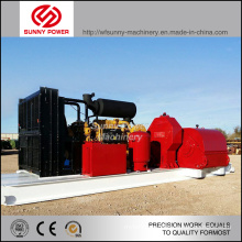 600kw Mud Pump Driven by Cummins for Drilling Industry.