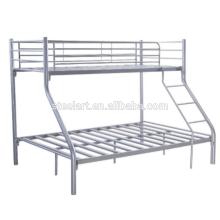 Fábrica fornecer diretamente mobiliário de metal simples quarto cama mobília do quarto set