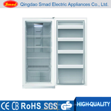 110V 60Hz 13.8CF Stainless steel Frost free upright freezer