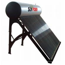Solarenergie-Warmwasserbereiter