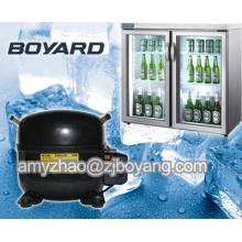 boyard r134a mini dc refrigeration compressor for dc fridge mobile refrigerator compressor