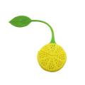 Lemon Shaped Silicone Tea Infuser Tea Strainer
