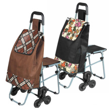 Shopping Trolley Bag with Seat (SP-551)