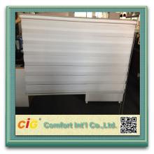 100% poliéster Zebra persiana listo cortina confeccionada