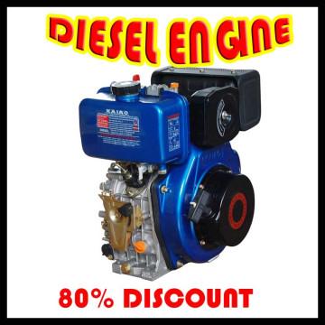 Motor diésel de 5.5HP 173F