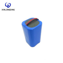 Factory price Rechargeable 2600mah cell 4S1P lithium ion battery 18650 14.4V pack for smart vacuum cleaner