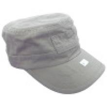 Planície de chapéu militar lavado (MT10)
