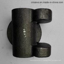 Pièces de machines à couler en acier au carbone pour le cylindre hydraulique