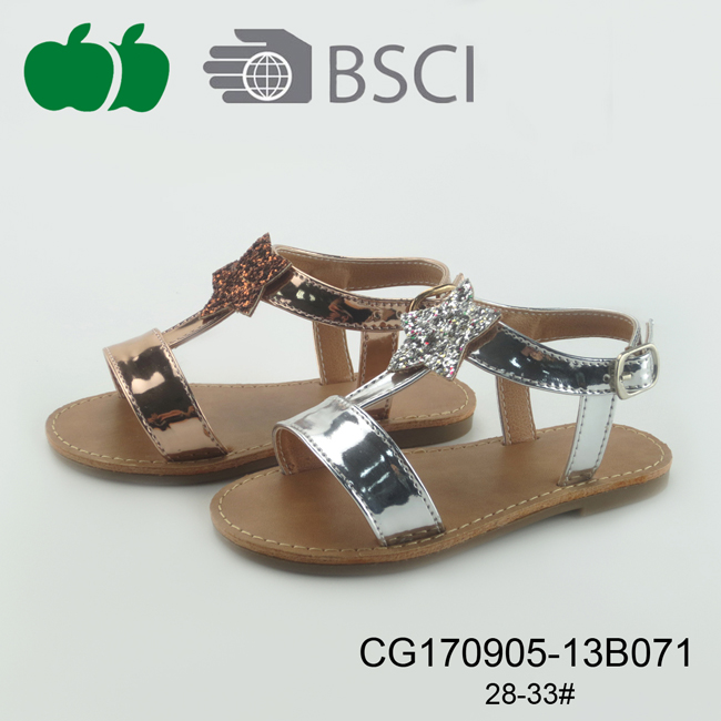Cute Girl Summer Beautiful Design Sandals