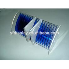 Ständer für CD-Ständer aus Kunststoff
