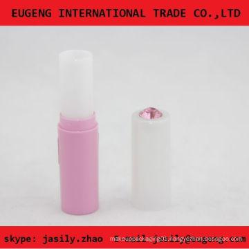 Stylish elegance lip balm cosmetic tube