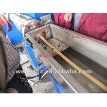 Línea de producción de PVC Edgeband única