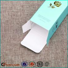 Caixa de embalagem de presente para produto Skincare dobrável