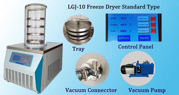 Home Freeze Dryer 5