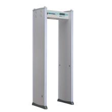 Alarme audível visual 6/18 Zones Walk Through Metal Detector