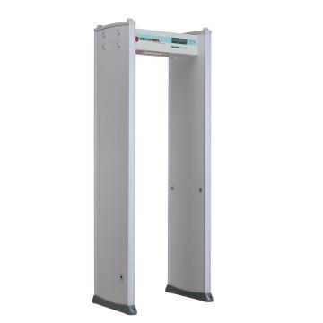 Hochempfindliche Fabrik / Supermarkt Kein Blind Detection Metal Detector Gate