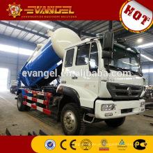 6x4 10-heavy duty Howo caminhão de sucção de esgoto