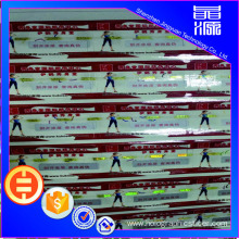 Series Number Stickers Hologram Labels