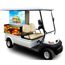 Chariot de vente du parc de vente chaude avec batterie de Troie
