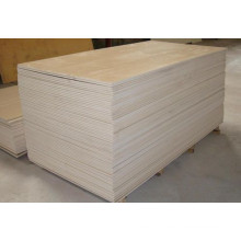 Matériaux de construction bon marché à haute résistance / WPC Building Template 1220 * 2440 * 12