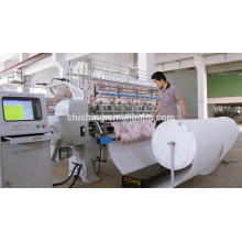 CS94 High Speed Automatic Computerized industrial blankets quilting machine