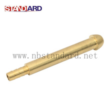 Gas Pipe with NPT Thread