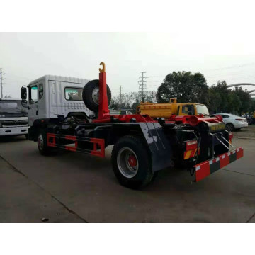 15 ton Carrying Solid Waste Hook Arm Garbage Truck