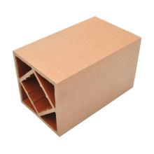 High Quanlity madeira composto plástico Post 120 * 120