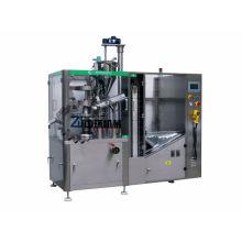 ZHNG-100A Высокоскоростная автоматическая машина для наполнения косметических пробирок с большим накопительным бункером для хранения