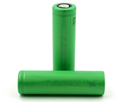 brightest rechargeable flashlight battery Sony 18650 Battery VTC3