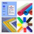 Uso de plástico dióxido de titânio Rutilo (R210)