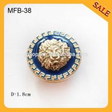 MFB38 Bouton bouton en métal bouton direct Chine accessoires de vêtement boutons de 1,8 cm