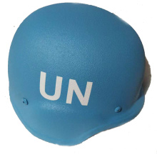 UN  blue bulletproof helmet Military Helmet