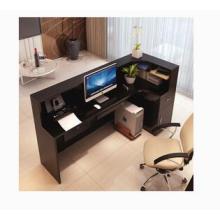 Table de réception en forme de design moderne L (FOH-LRD1)