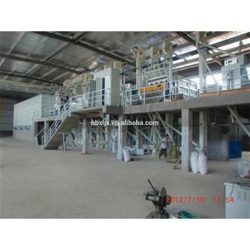 Ligne de production de riz 20T / D
