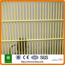 358 clôtures de sécurité anti-escalade soudées