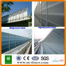 Hochgeschwindigkeits-Schallschranke (Fabrik von Anping China)