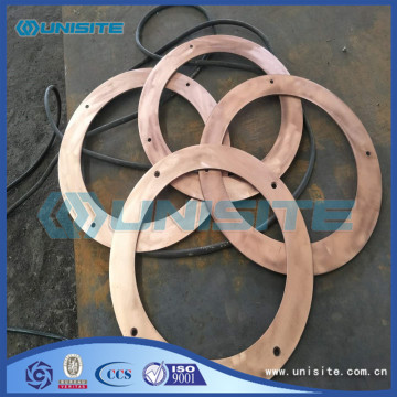 Fluid Transportation Steel Pipe With Flange